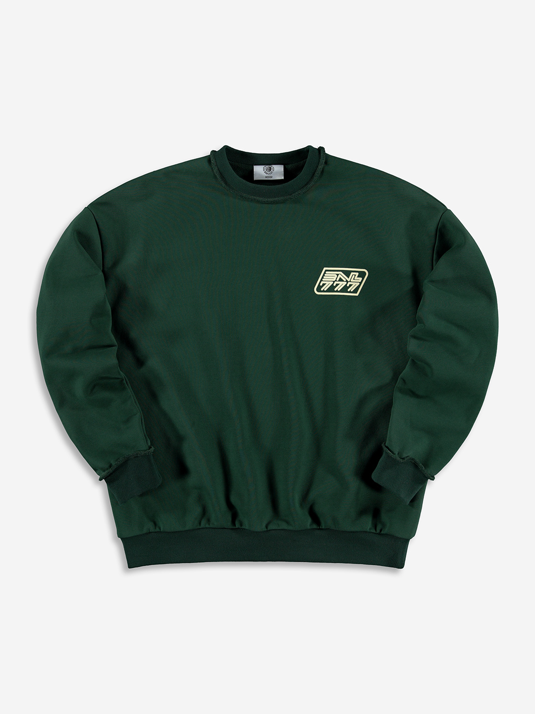 BNL777 SWEATER FOREST