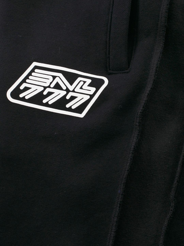 BNL777 SWEATPANTS BLACK