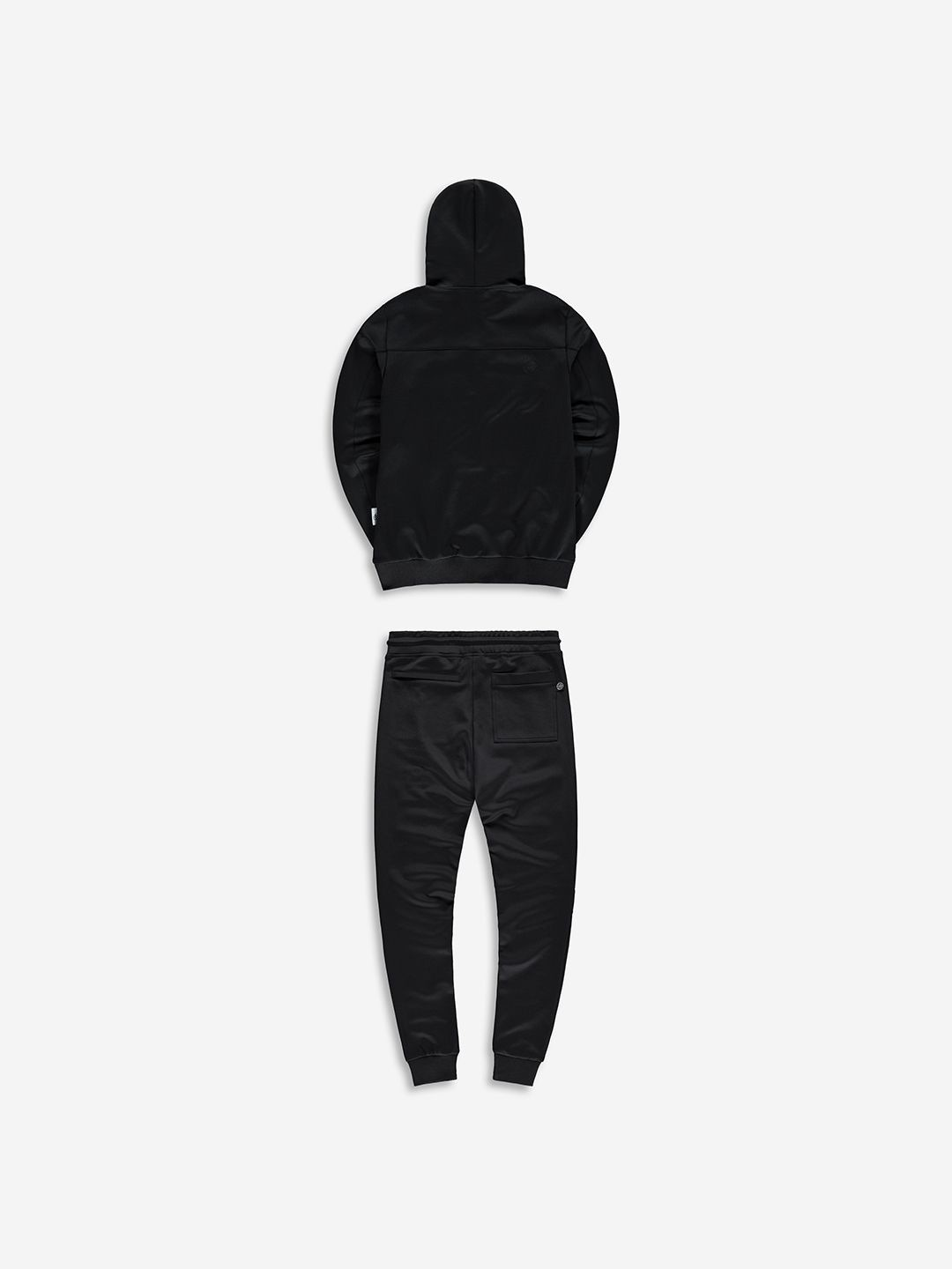 3D TRACKSUIT TRIPLE BLACK