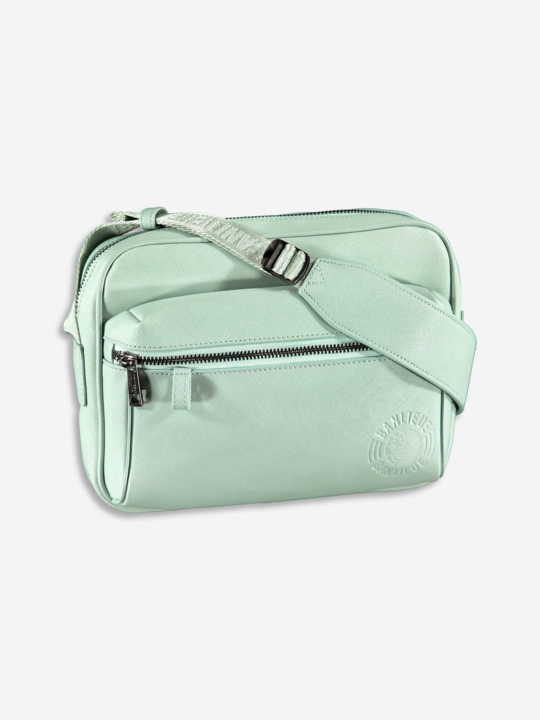 CROSSBODY BAG LIGHT BLUE