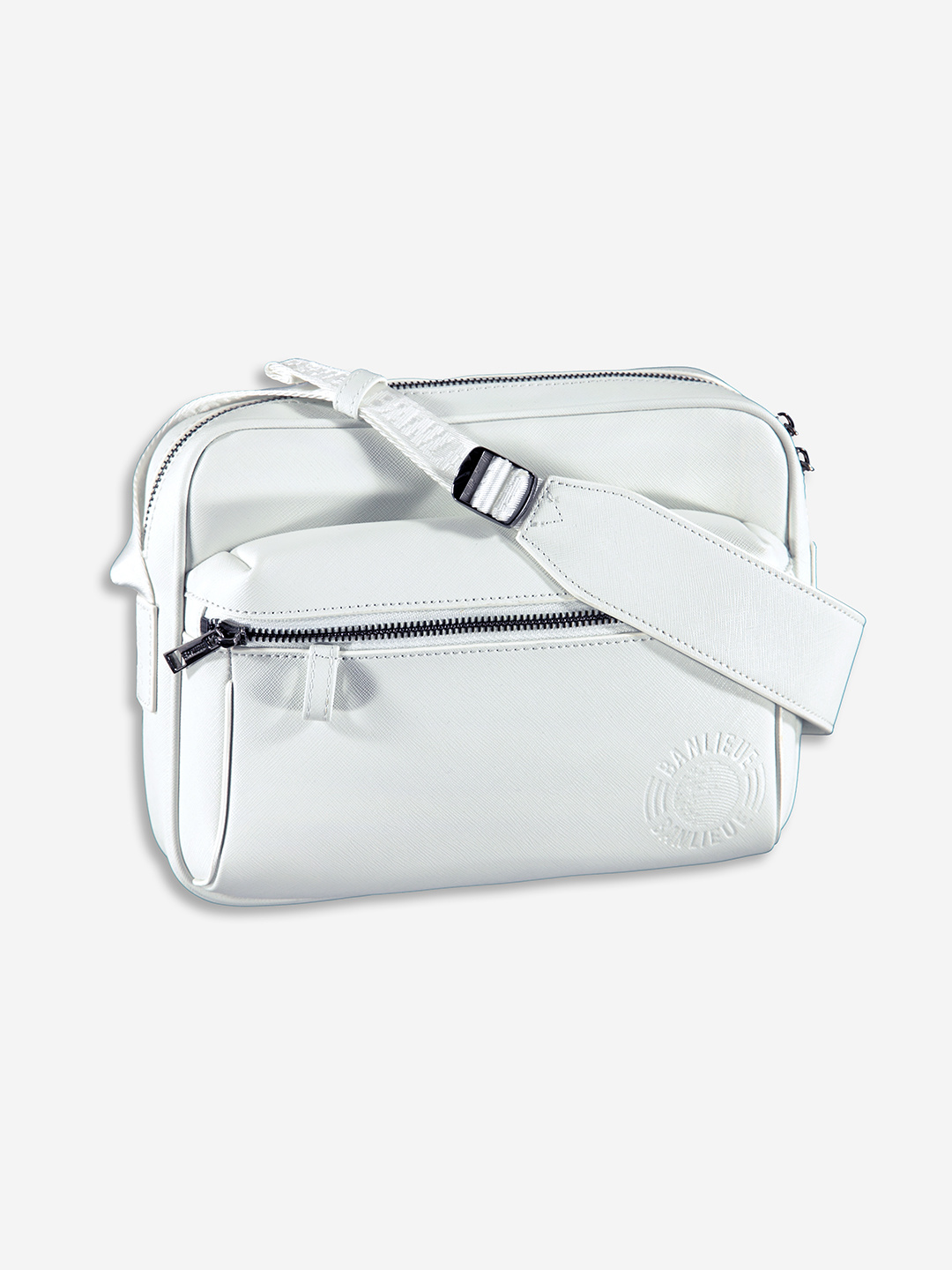 CROSSBODY BAG WHITE
