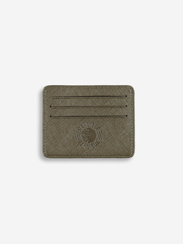 CARD HOLDER OLIVE