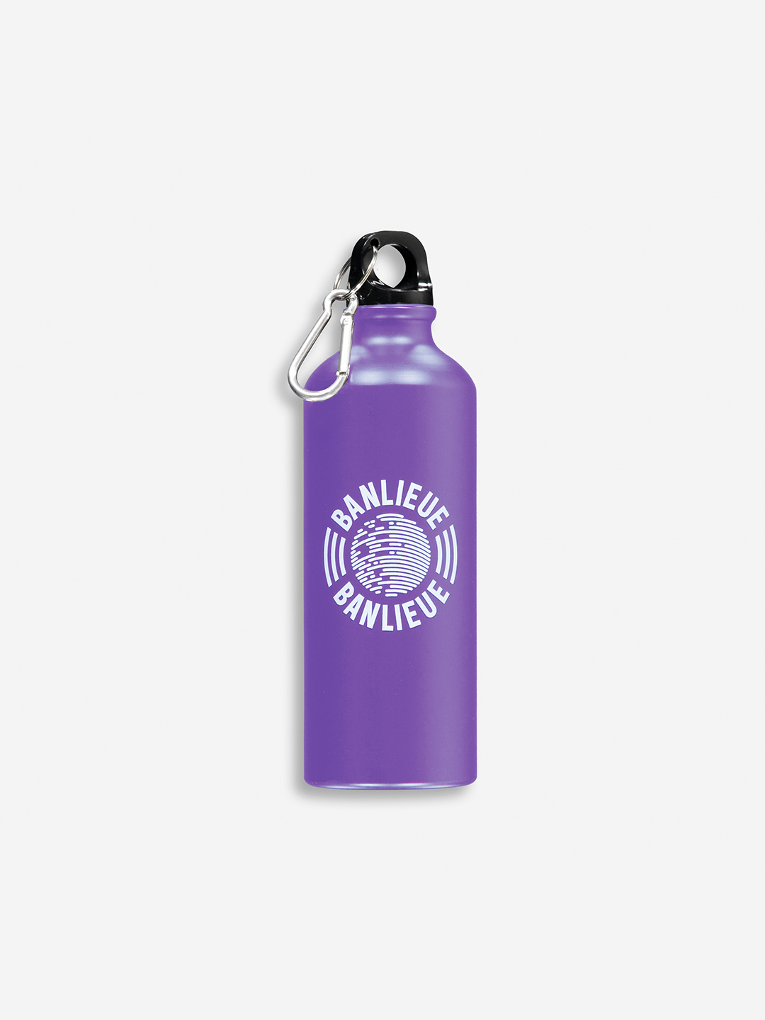 TRAVELER WATER BOTTLE PURPLE