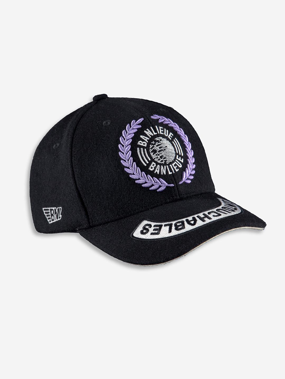 PPF CAP BLACK