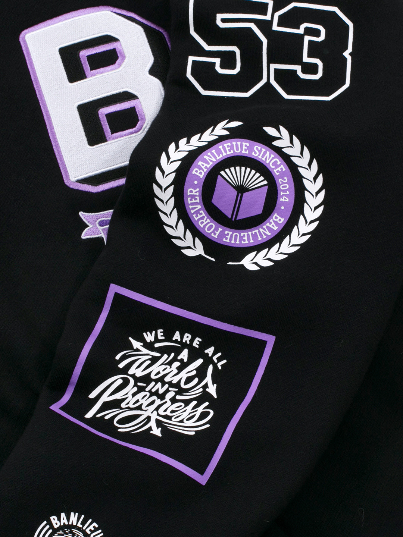 PPF HOODIE BLACK