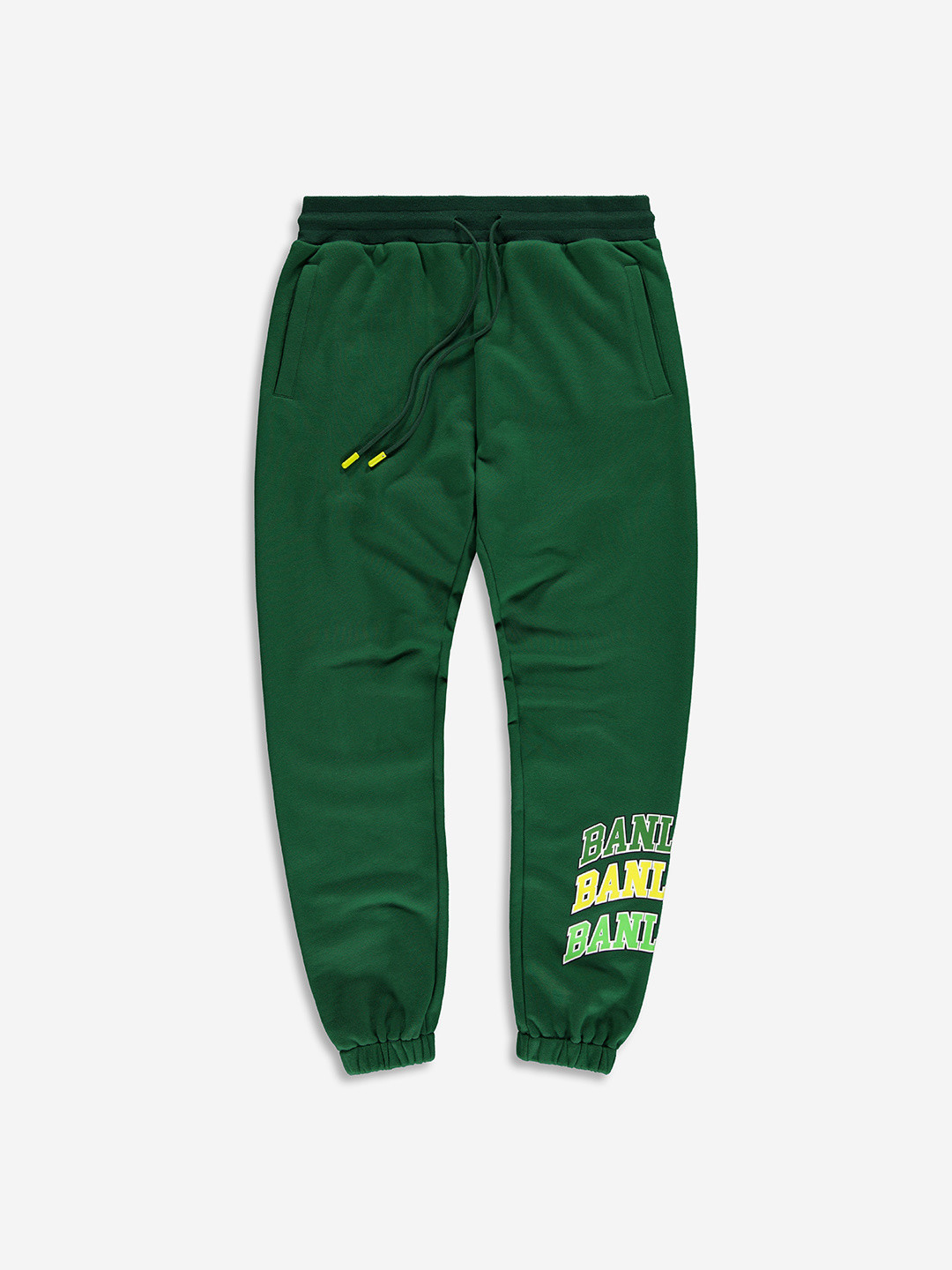 COLLEGE SWEATPANTS FOREST