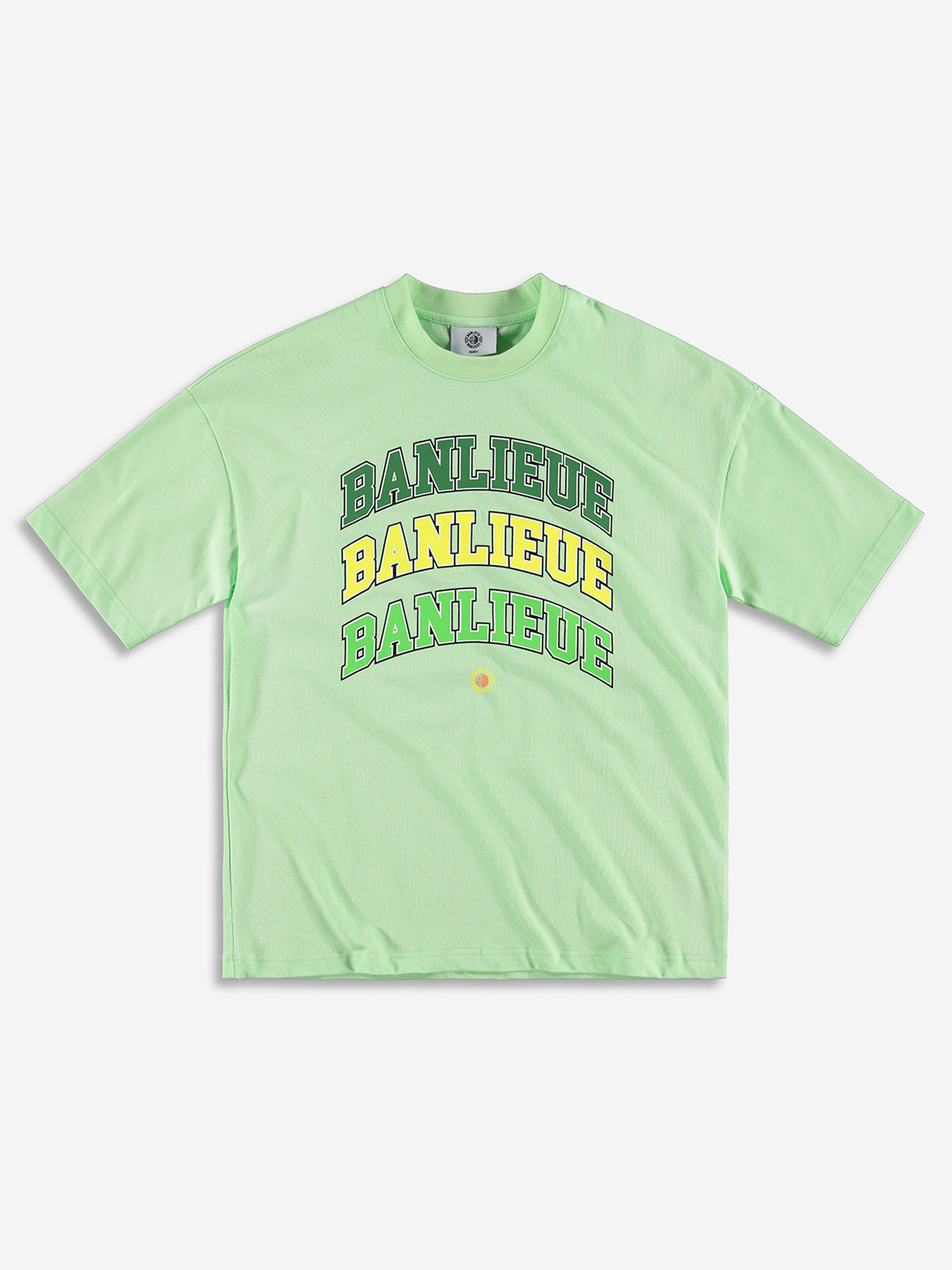 COLLEGE T-SHIRT GREEN