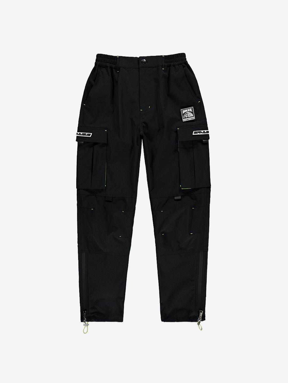 TACTICAL CARGO PANTS BLACK
