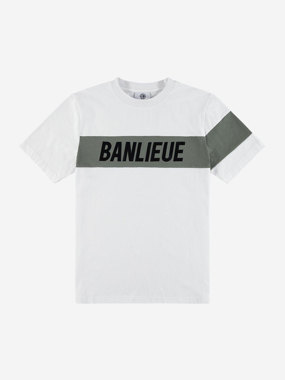 BAND T-SHIRT WHITE