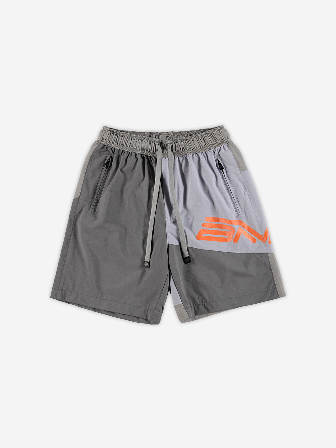 COLORBLOCKED SHORTS GRIS