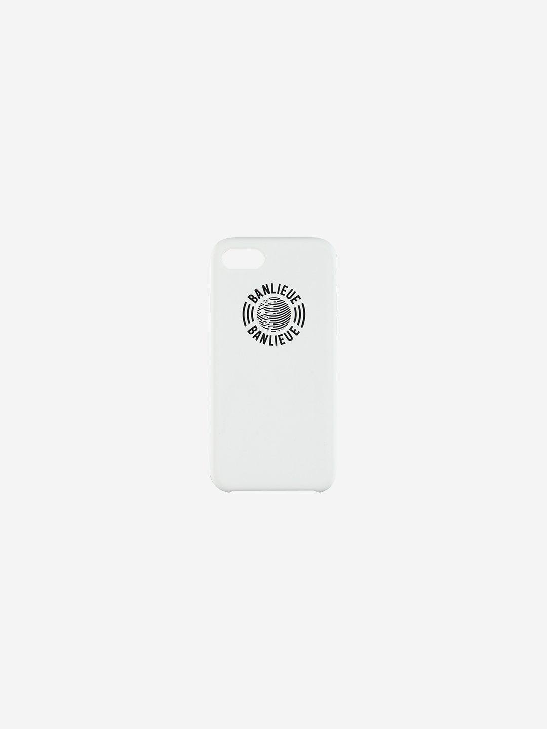 IPHONE CASE BLANC