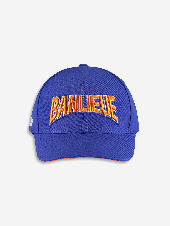 CHAMPION CAP ROYAL BLUE/ORANGE
