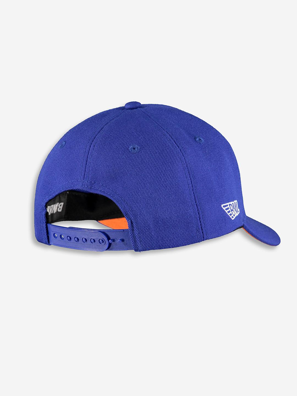 CHAMPION CAP ROYAL BLEU/ORANGE