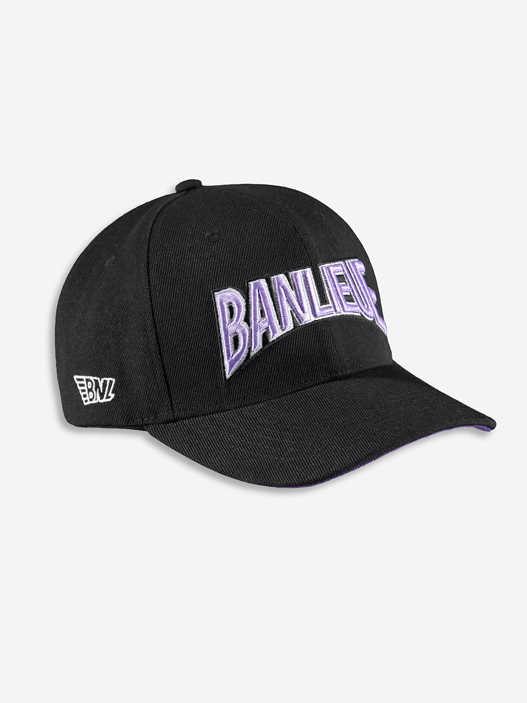 CHAMPION CAP BLACK/PURPLE
