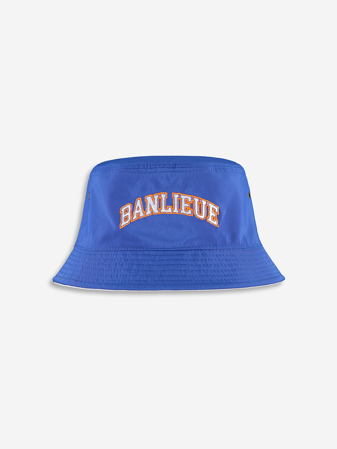 REVERSIBLE DREAM TEAM BUCKET HAT ROYAL BLUE