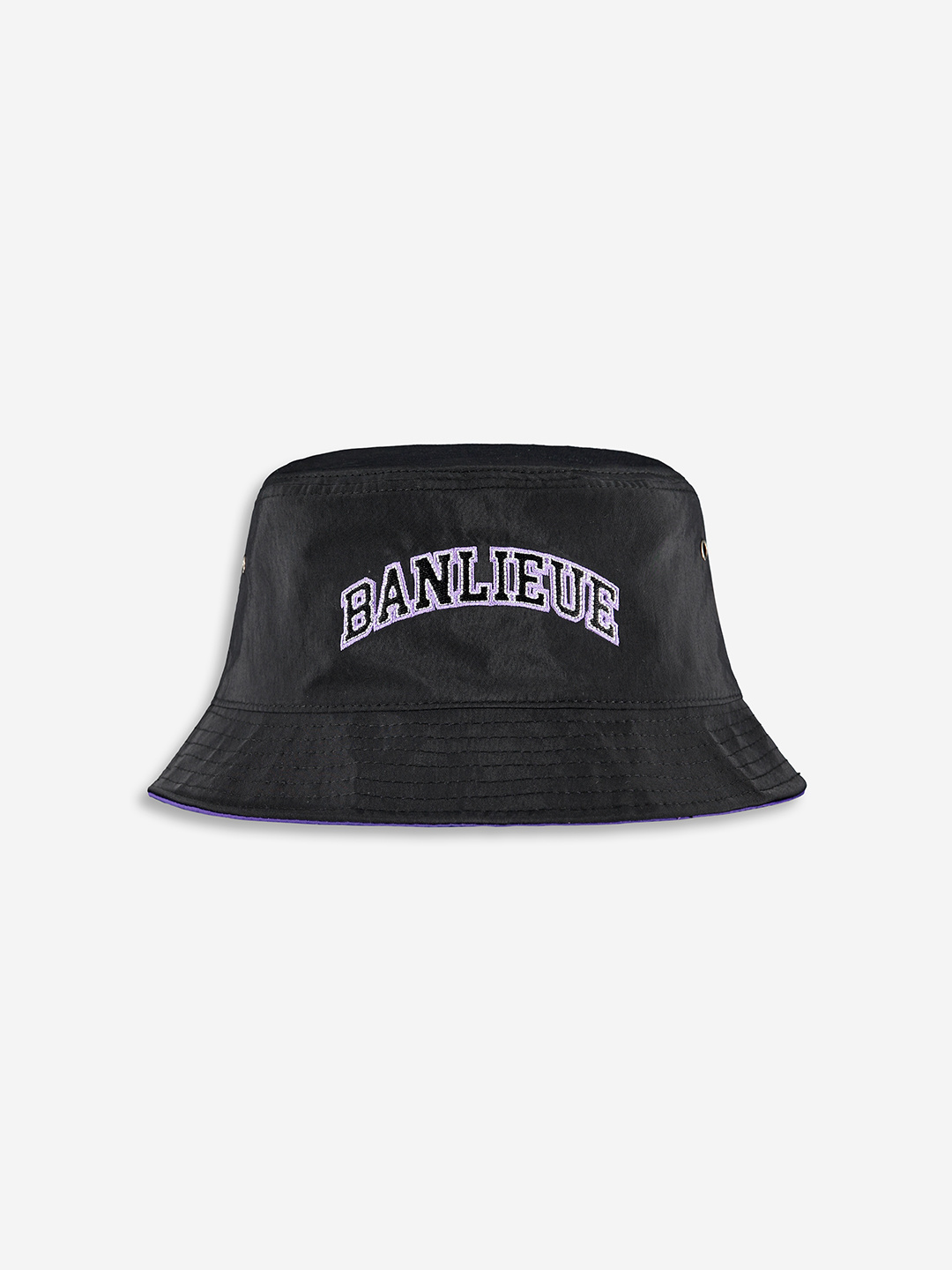 REVERSIBLE DREAM TEAM BUCKET HAT BLACK