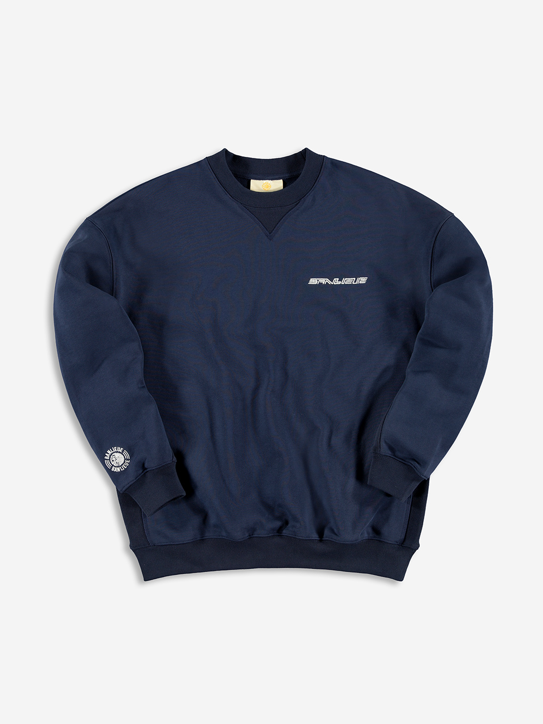 WARMING UP SWEATER NAVY