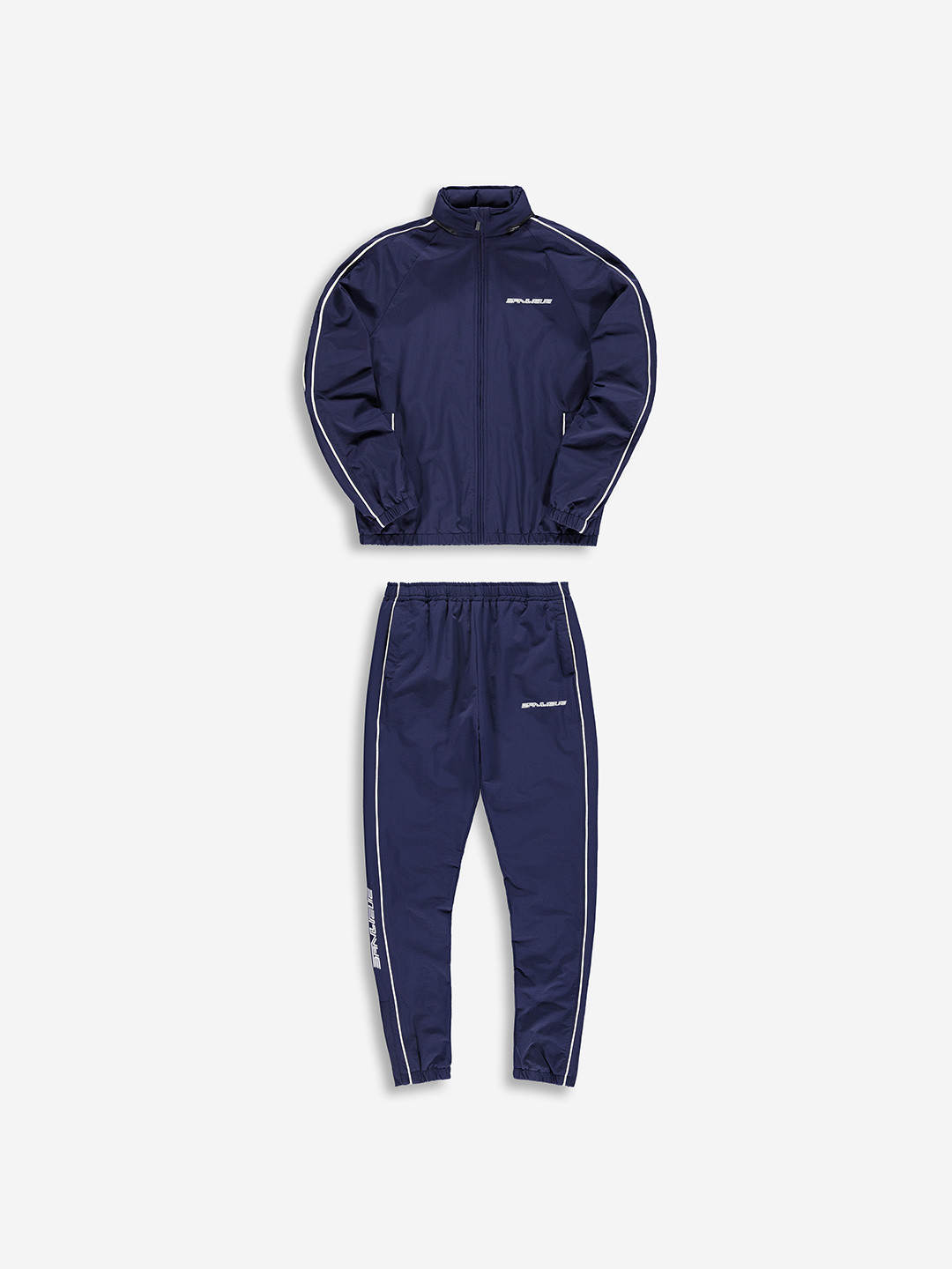 HERITAGE TRACKSUIT NAVY