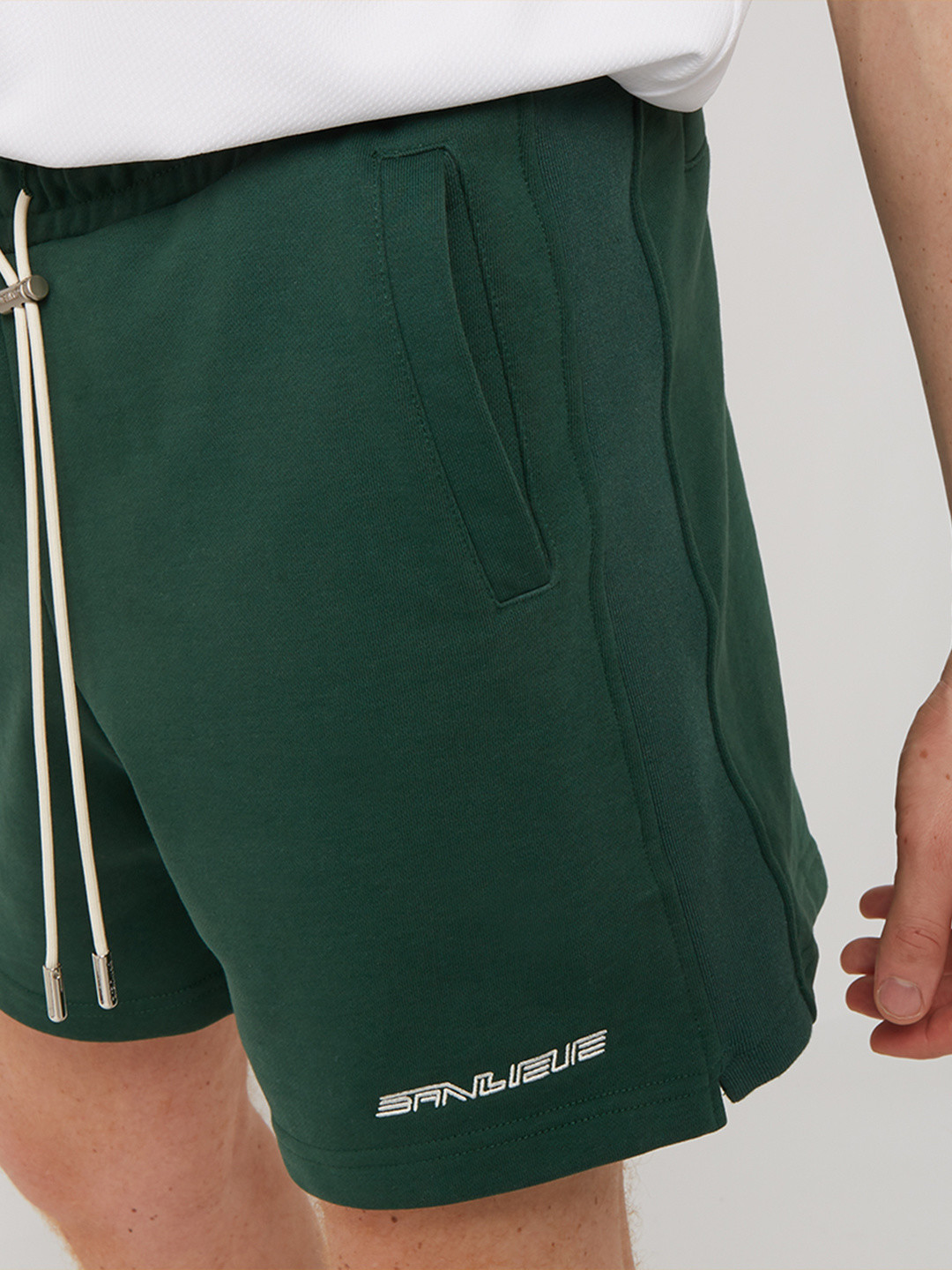 WARMING UP SHORTS FOREST