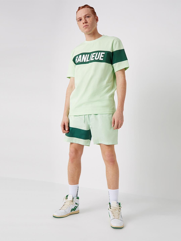 BAND T-SHIRT GREEN