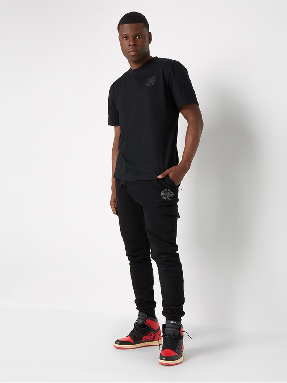 TONAL T-SHIRT BLACK