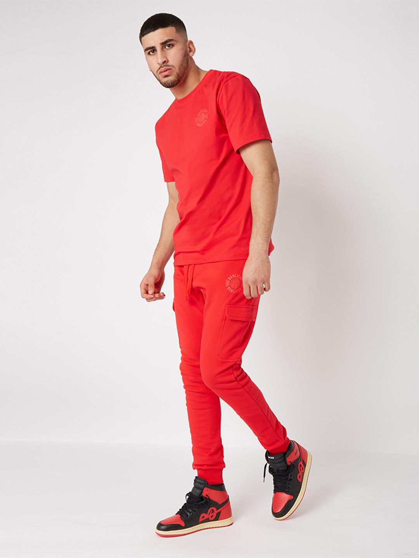 TONAL T-SHIRT RED