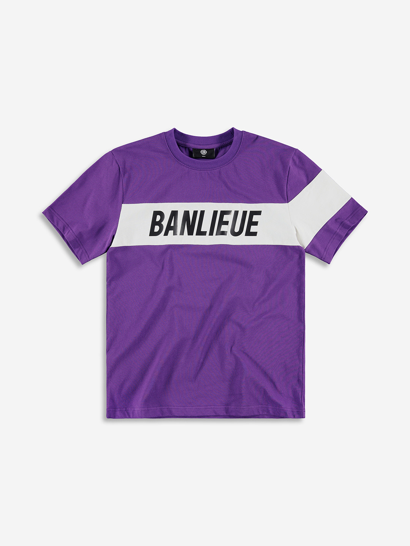 BAND T-SHIRT PURPLE