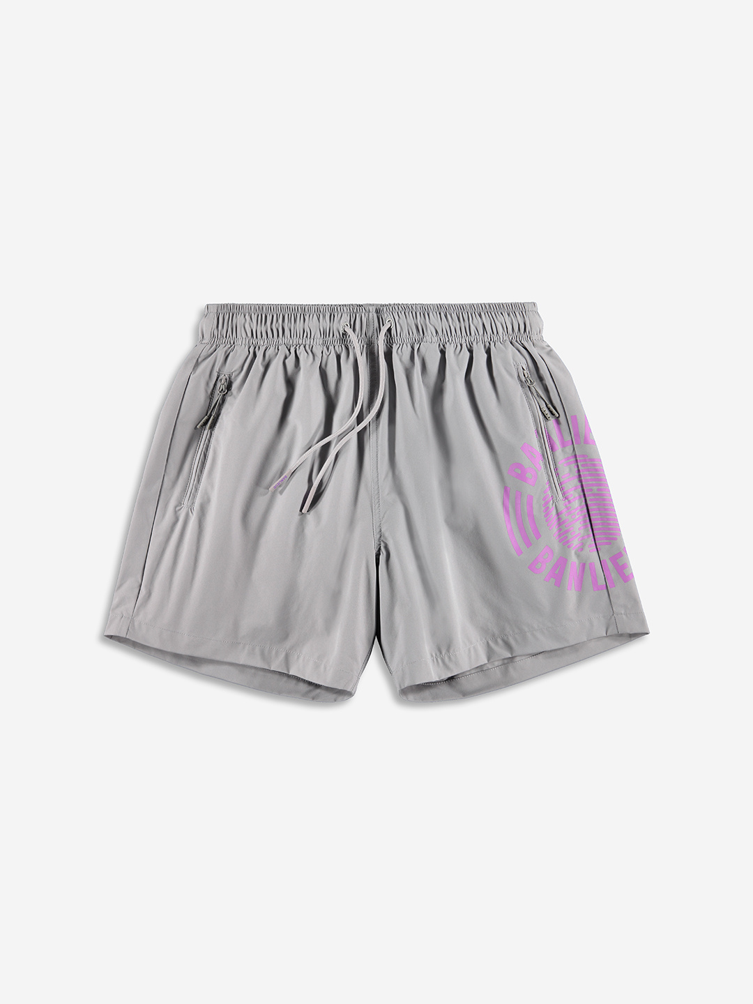 GLOBAL SWIMSHORTS GRIS