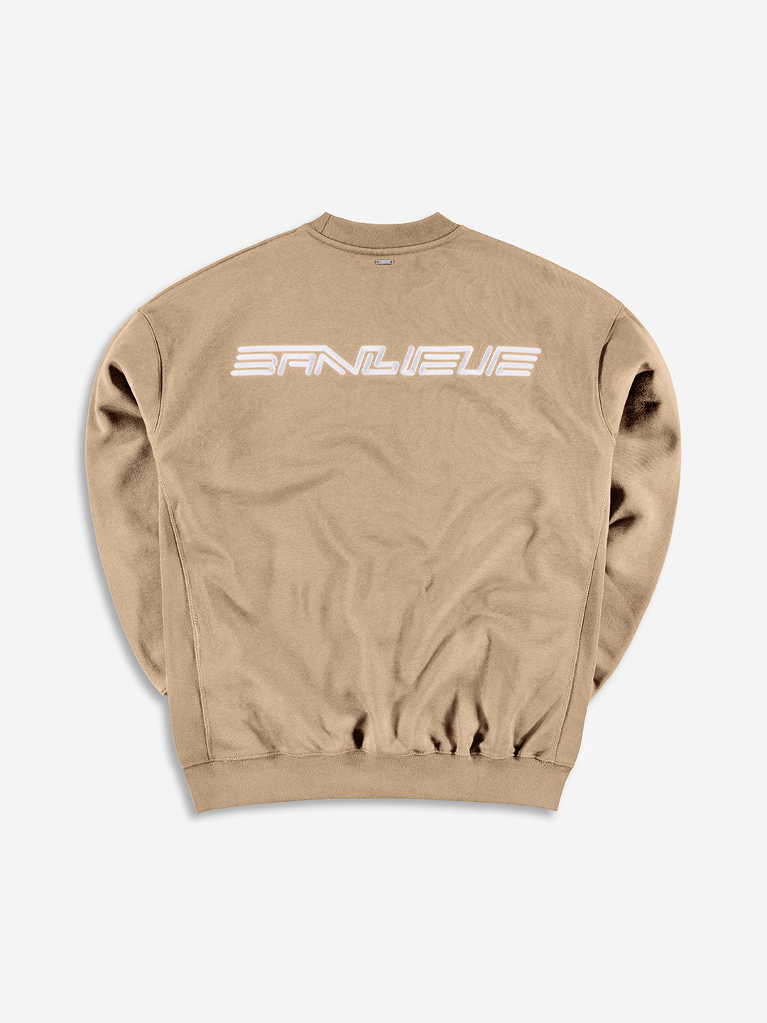 WARMING UP SWEATER TAUPE BROWN