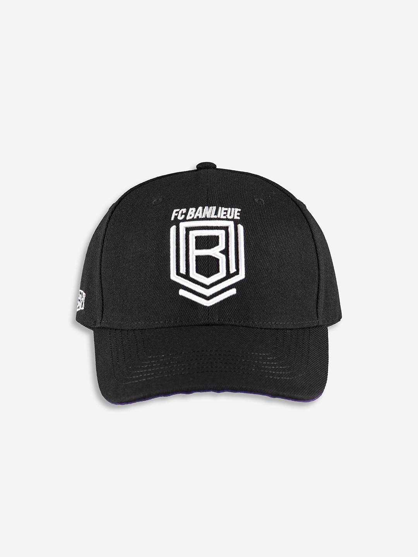 FC BANLIEUE CAP BLACK