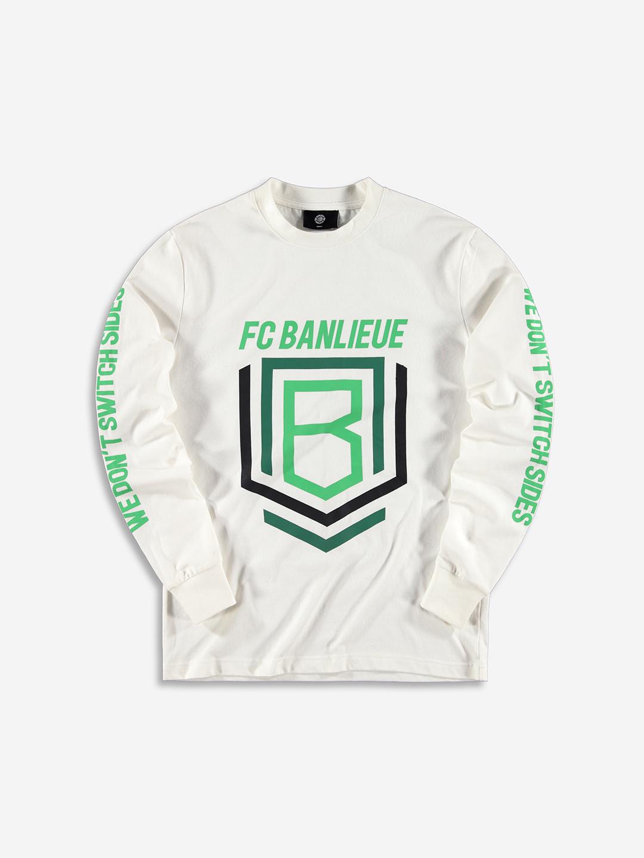FC BANLIEUE LONGSLEEVE WHITE