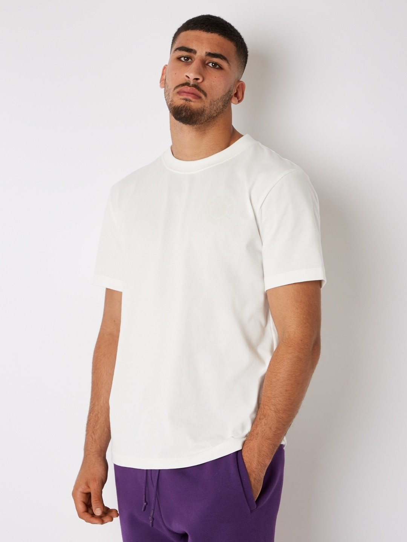 TONAL T-SHIRT WHITE