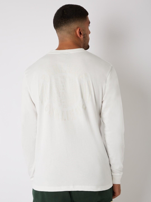 TONAL LONGSLEEVE WHITE