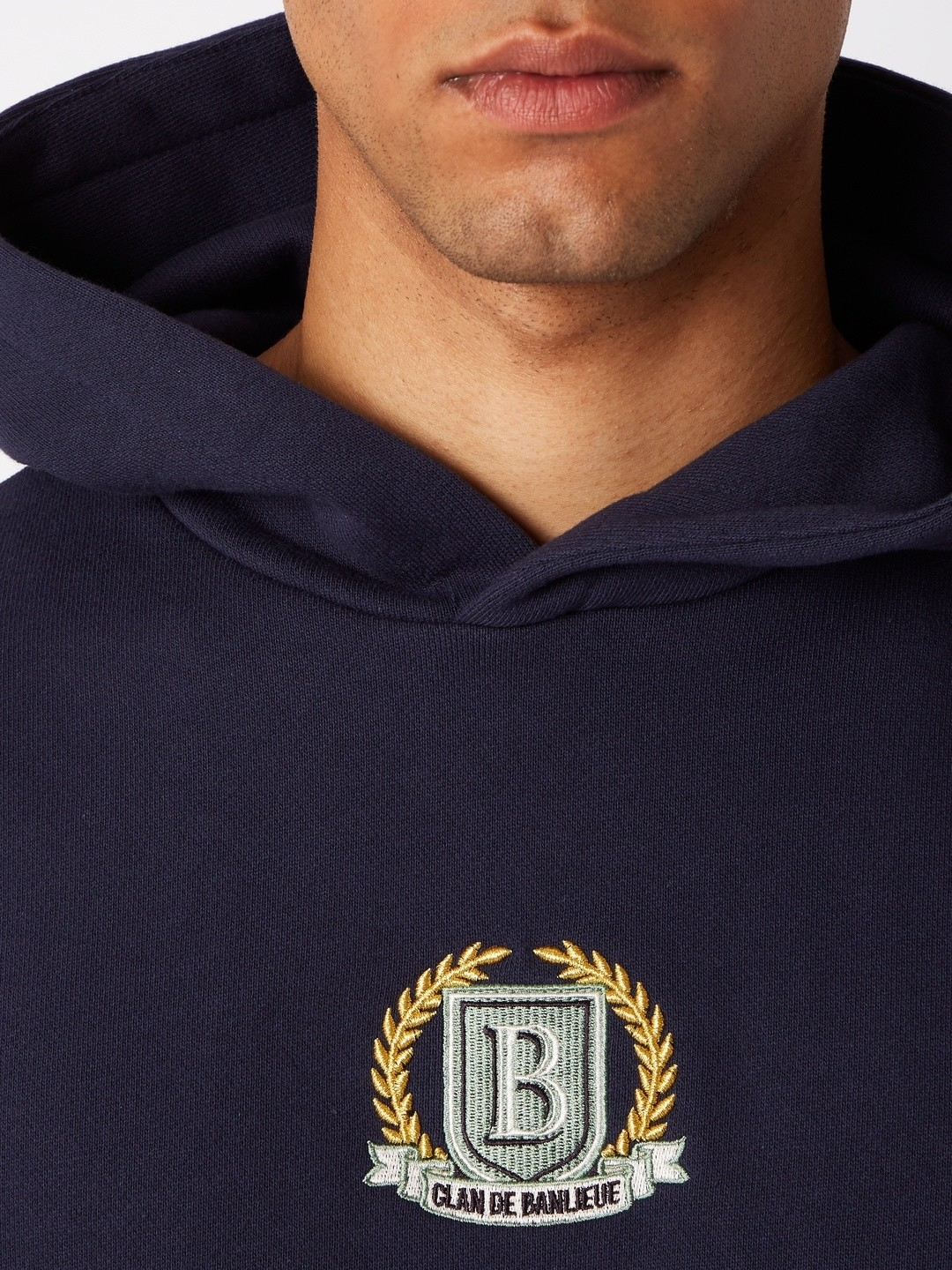 INTOUCHABLES HOODIE NAVY