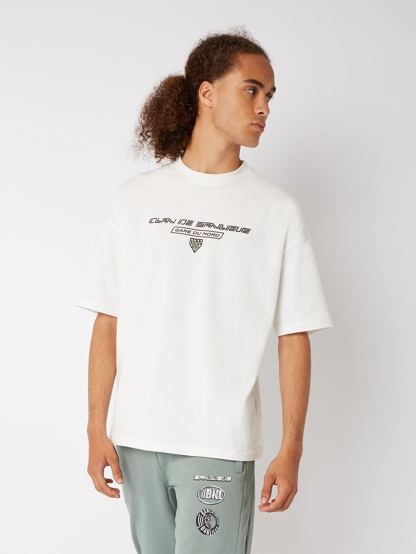 GARE DU NORD T-SHIRT WHITE