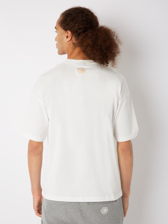 CREST T-SHIRT WHITE