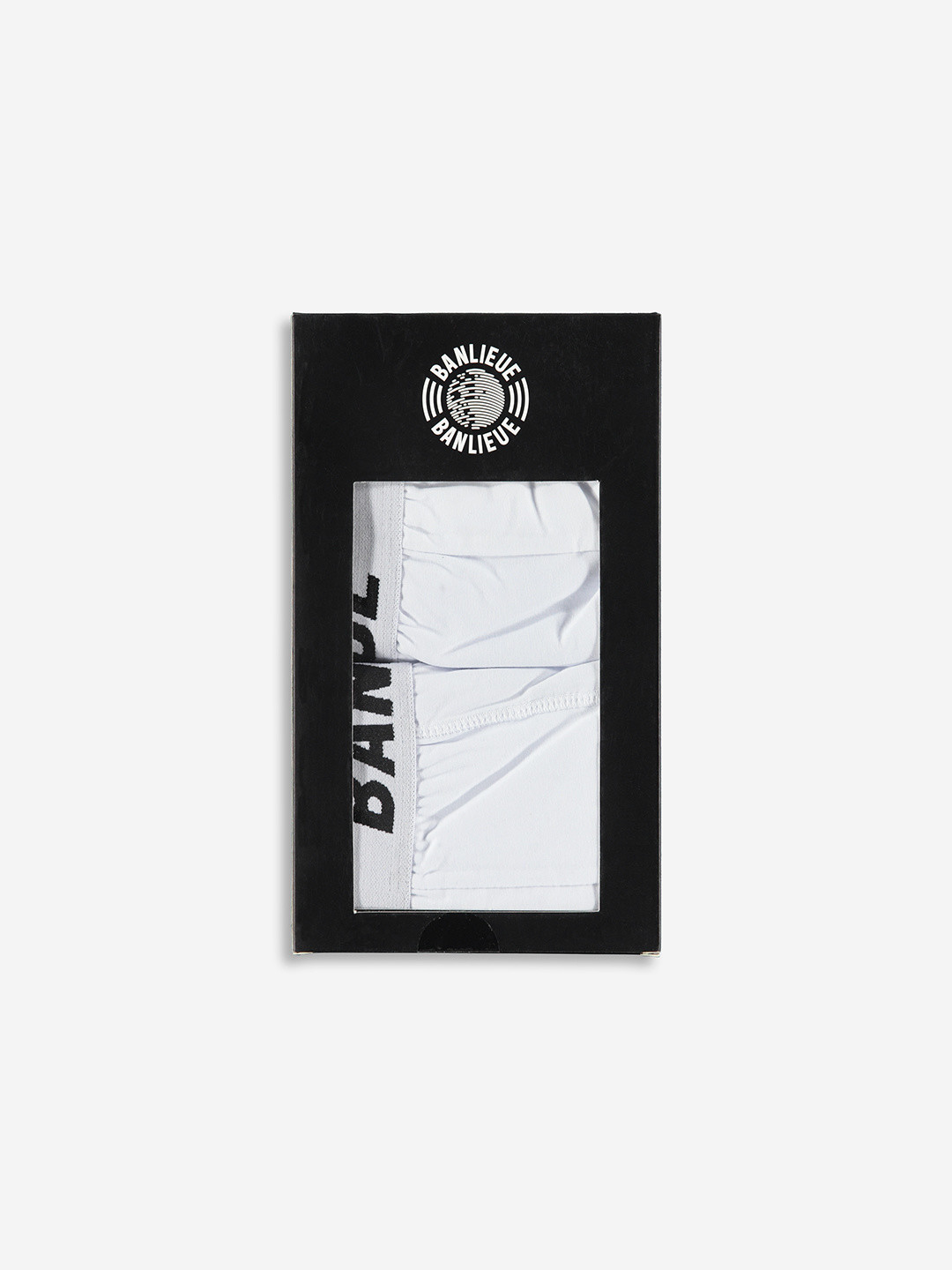 2-PACK BOXERS WHITE