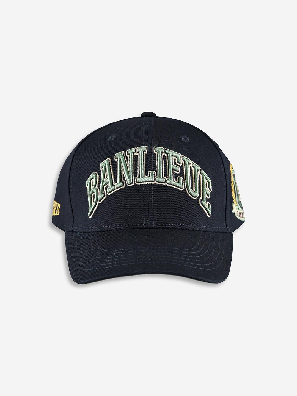 INTOUCHABLES BASEBALL CAP MARINE