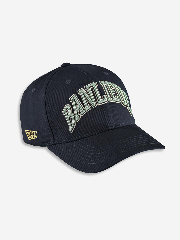 INTOUCHABLES BASEBALL CAP NAVY