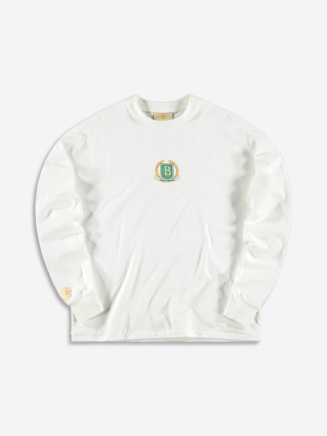 INTOUCHABLES LONGSLEEVE WHITE