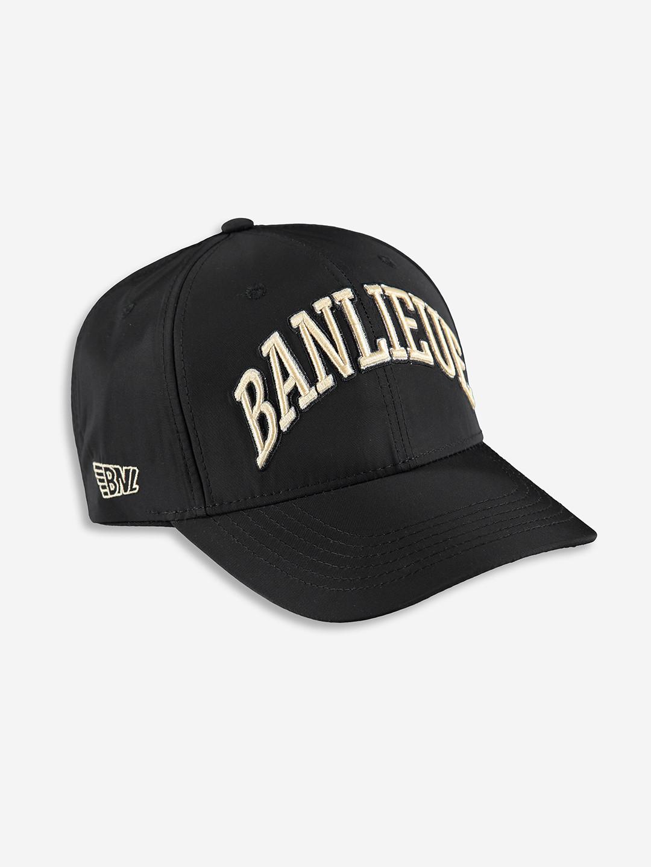 NOTRE TEMPS CAP BLACK