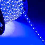Lichtslang buiten – Blauw