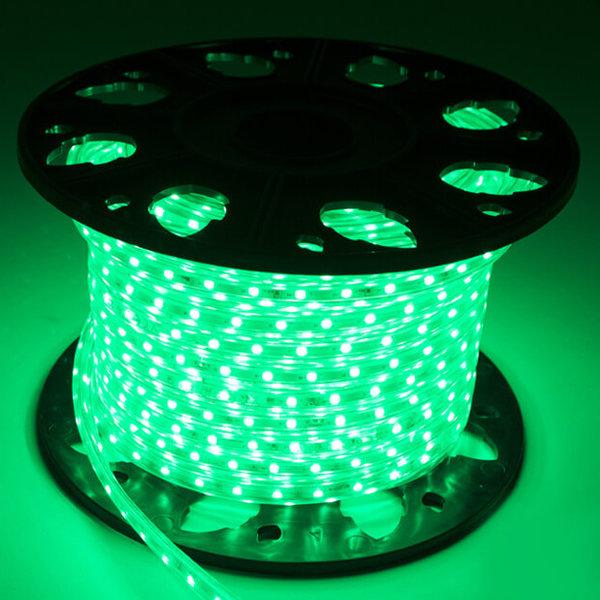 Groene LED Lichtslang – LEDstrip | Groen