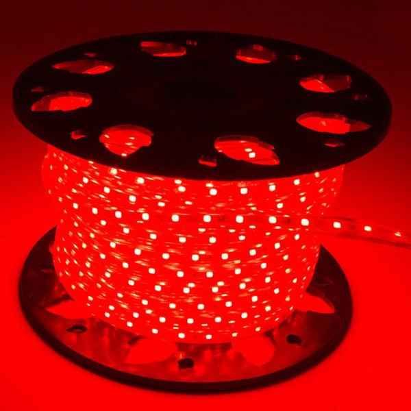 Rode LED lichtslang – LEDstrip | Rood