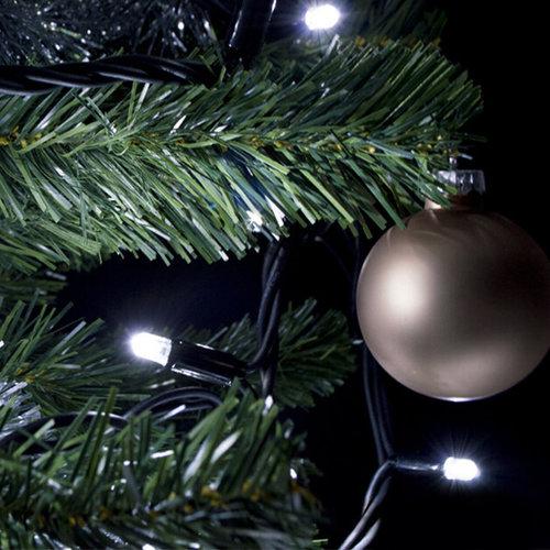 Kerstverlichting | 10 meter met 100 lampjes – koud wit