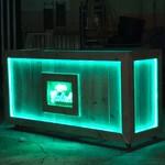 LED strip lichtslang buiten – Blauw