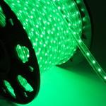 Lichtslang buiten – Groen