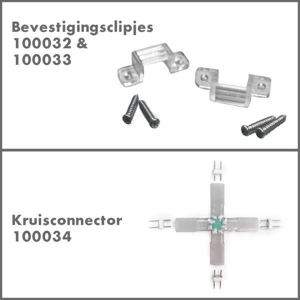 Accessoires bij 230V LED lichtslang – LED strips