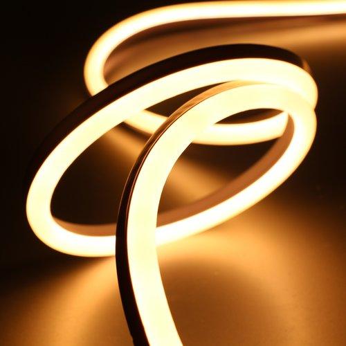 Neon lichtslang – Warm wit - NULI