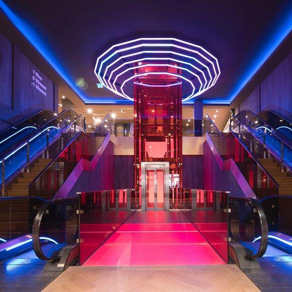 Neon LED strip – Blauw - DINA